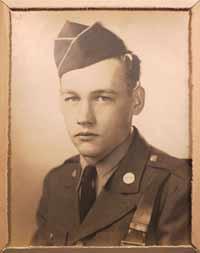 Staff Sergeant William Allen Ritchie Jr