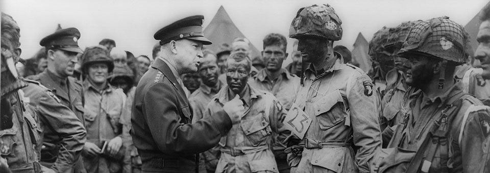 Eisenhower's Secret Stress Weapon